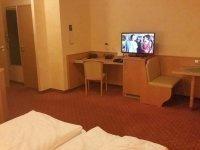 Superior-Doppelzimmer, Quelle: (c) Hotel Restaurant Fröhlich