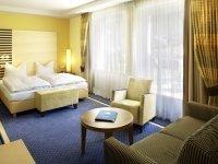 Superior-Doppelzimmer in der Villa Anna, Quelle: (c) Best Western Premier Park Hotel & Spa