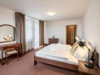 Superior Doppelzimmer mit Balkon, Quelle: (c) Pytloun Wellness Hotel Hasistejn