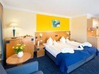 Superior Doppelzimmer mit Dreierbelegung, Quelle: (c) Schmelmer Hof Hotel & Resort