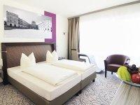 Doppelzimmer zur Einzelnutzung, Quelle: (c) Kurhotel Bad Rodach