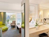 Superior Plus Einzelzimmer mit Balkon, Quelle: (c) Ringhotel Zweibrücker Hof