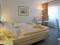 Superior Zimmer Seeblick, Quelle: (c) Parkhotel Frankfurt - Rödermark