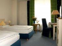 Themen Doppelzimmer Komfort , Quelle: (c) Hotel Leugermann