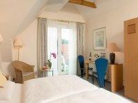 Themen Doppelzimmer Komfort Plus, Quelle: (c) Hotel Leugermann