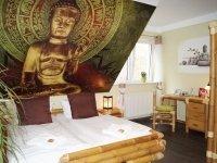 Themenzimmer Deluxe, Quelle: (c) Regiohotel Hotel & Restaurant Schanzenhaus Wernigerode