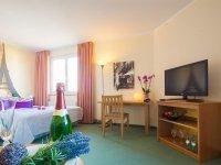 Themenzimmer Paris, Quelle: (c) Apart Hotel Gera