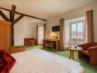 TraumGeist Doppelzimmer , Quelle: (c) Hotel Restaurant Schloss Döttingen