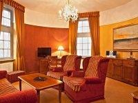 Turmsuite, Quelle: (c) Schlosshotel Klink