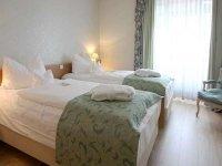 Twin-Zimmer, Quelle: (c) Hotel Am Mühlenteich