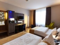 Twin Zimmer Executive, Quelle: (c) First Inn Hotel Zwickau