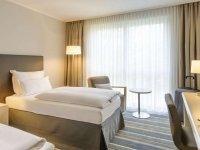 Twinbed Zimmer , Quelle: (c) Mercure Hotel Düsseldorf/Kaarst