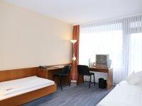 Twinbettzimmer, Quelle: (c) relexa hotel Bad Salzdetfurth / Hildesheim