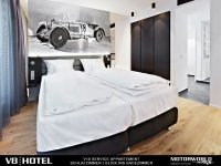 V10 Service Appartments, Quelle: (c) V8 Hotel MOTORWORLD Region Stuttgart
