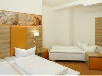Vierbettzimmer, Quelle: (c) Hotel zur Post