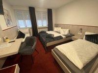 Vierbettzimmer, Quelle: (c) Hotel Wilder Mann