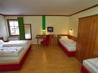 Vierbettzimmer, Quelle: (c) Hotel Deutsches Haus