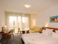Doppelzimmer Economy, Quelle: (c) Hotel Darstein