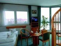 Vierbettzimmer, Quelle: (c) Hotel Stadt Naumburg