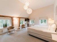 Vierbettzimmer mit Seeblick (Zimmer 5), Quelle: (c) Schloss Manowce