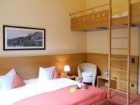 Vierbettzimmer Waldblick, Quelle: (c) Hotel FRANZISKUSHÖHE