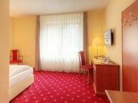 Vital - Einzelzimmer, Quelle: (c) AKZENT Aktiv & Vital Hotel Thüringen