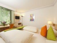 Wasserbettzimmer, Quelle: (c) Hotel Hirsch