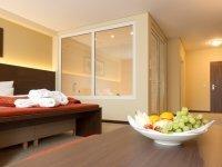 Wellness-Zimmer, Quelle: (c) ARIBO Hotel Erbendorf
