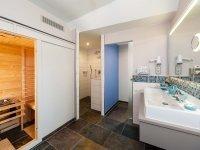 Winzersuite mit Sauna, Quelle: (c) Landidyll Hotel Weinhaus Halfenstube
