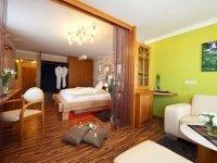 Wohnschlafzimmer Salzburg, Quelle: (c) Hotel Winzer Wellness & Kuscheln