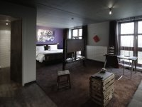 XL-Lifestyle Doppelzimmer, Quelle: (c) Altes Stahlwerk Business & Lifestyle Hotel