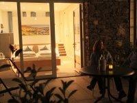 XXL Suite mit Terrasse, Quelle: (c) Landidyll Hotel Weinhaus Halfenstube