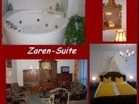Zaren-Suite, Quelle: (c) Burghotel Witzenhausen