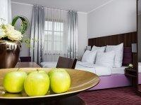 ZEN Doppelzimmer, Quelle: (c) AKZENT Hotel Laupheimer Hof