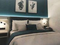 Zimmer mit Queensize Bett (1,40m breit), Quelle: (c) Hotel Kapuzinerhof