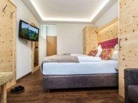 Zirben Doppelzimmer ohne Balkon, Quelle: (c) Hotel Talblick