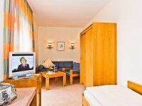 Zweibettzimmer, Quelle: (c) Hotel Merian Rothenburg
