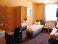 Zweibettzimmer, Quelle: (c) Hotel-Pension Grüne Linde