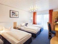 Zweibettzimmer, Quelle: (c) AKZENT Hotel Alpenrose