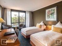 Zweibettzimmer, Quelle: (c) Dorint Parkhotel Bad Neuenahr