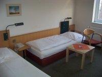 Zweibettzimmer, Quelle: (c) AKZENT Parkhotel Trebbin