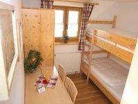 Zweibettzimmer, Quelle: (c) ARBERSCHUTZHAUS