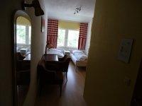 Zweibettzimmer, Quelle: (c) Familienhotel Kameleon