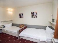 Zweibettzimmer, Quelle: (c) AKZENT Hotel Restaurant Höhenblick