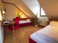 Zweibettzimmer, Quelle: (c) Hotel Deutsches Haus