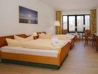 Zweibettzimmer zur Parkseite, Quelle: (c) Seehotel Berlin-Rangsdorf